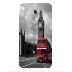 London Style Custodia Per Alcatel Fierce 4