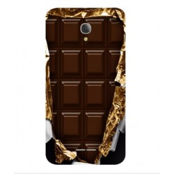 Funda Protectora 'I Love Chocolate' Para Alcatel Fierce 4