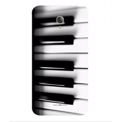 Funda Piano Para Alcatel Fierce 4