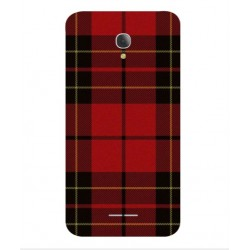 Carcasa Bordado Sueco Para Alcatel Fierce 4