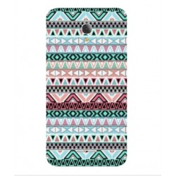 Funda Bordado Mexicano Para Alcatel Fierce 4