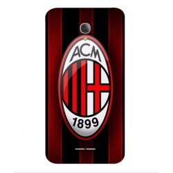 AC Milan Custodia Per Alcatel Fierce 4
