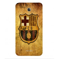 Funda FC Barcelona Para Alcatel Fierce 4