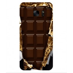 Samsung Galaxy S7 Edge I Love Chocolate Cover