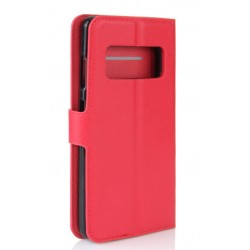 Asus Zenfone AR ZS571KL Red Wallet Case