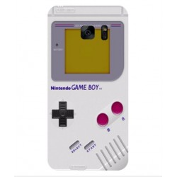 Samsung Galaxy S7 Edge Game Boy Cover