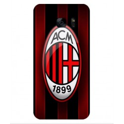 Samsung Galaxy S7 Edge AC Milan Cover