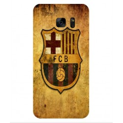 Samsung Galaxy S7 Edge FC Barcelona case