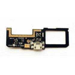Dock Charging Audio Jack Connector And Microphone Flex Cable For Asus ZenFone C (ZC451CG)