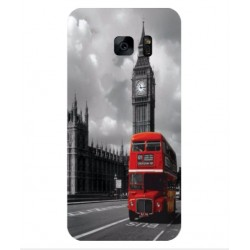 Samsung Galaxy S7 London Style Cover