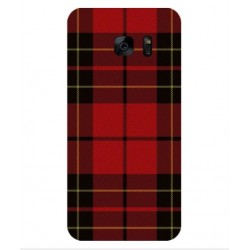 Samsung Galaxy S7 Swedish Embroidery Cover