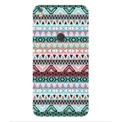 Coque Broderie Mexicaine Pour Alcatel Shine Lite