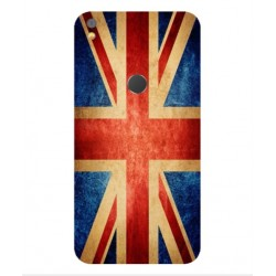 Coque Vintage UK Pour Alcatel Shine Lite