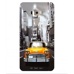 Coque New York Taxi Pour Asus ZenFone 3 Deluxe 5.5 ZS550KL