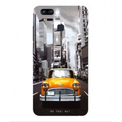 Asus Zenfone 3 Zoom ZE553KL New York Taxi Cover