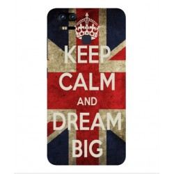 Asus Zenfone 3 Zoom ZE553KL Keep Calm And Dream Big Cover