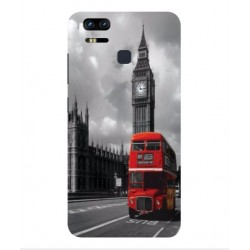 Asus Zenfone 3 Zoom ZE553KL London Style Cover