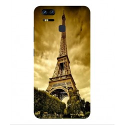Asus Zenfone 3 Zoom ZE553KL Eiffel Tower Case