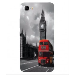 Asus ZenFone 3s Max (ZC521TL) London Style Cover