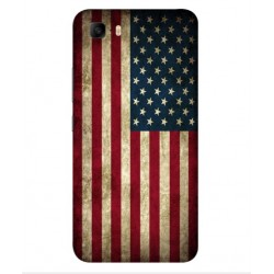 Asus ZenFone 3s Max (ZC521TL) Vintage America Cover
