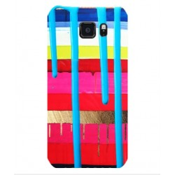 Samsung Galaxy S7 Active Brushstrokes Cover