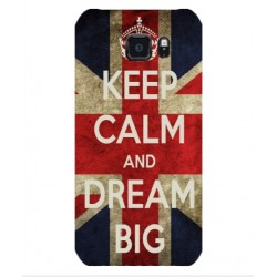 Samsung Galaxy S7 Active Keep Calm And Dream Big Cover