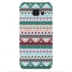 Coque Broderie Mexicaine Pour Samsung Galaxy S7 Active