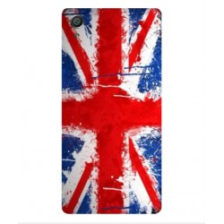 Sony Xperia E5 UK Brush Cover