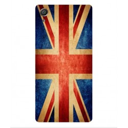 Sony Xperia E5 Vintage UK Case