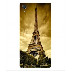 Sony Xperia E5 Eiffel Tower Case