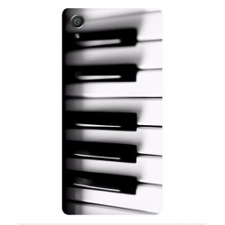 Sony Xperia E5 Piano Cover