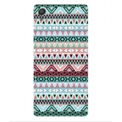 Sony Xperia E5 Mexican Embroidery Cover