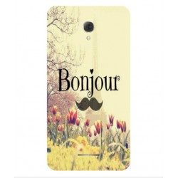 Coque Hello Paris Pour Alcatel Pop 4