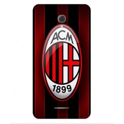 AC Milan Custodia Per Alcatel Pop 4