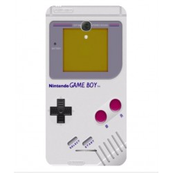 Retro Game Boy Alcatel Pop 4 Schutzhülle
