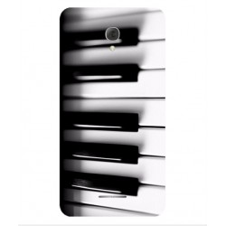 Coque Piano Pour Alcatel Pop 4