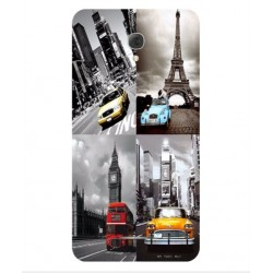 Cover Best Vintage Per Alcatel Pop 4