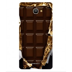Funda Protectora 'I Love Chocolate' Para Alcatel Pop 4S