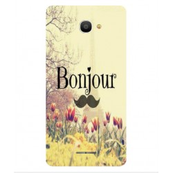 Coque Hello Paris Pour Alcatel Pop 4S