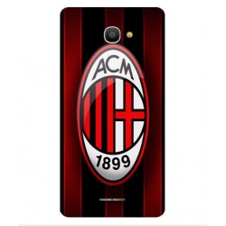Alcatel Pop 4S AC Milan Cover