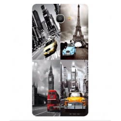 Funda Best Vintage Para Alcatel Pop 4S