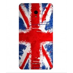 Coque UK Brush Pour Alcatel Pop Star LTE