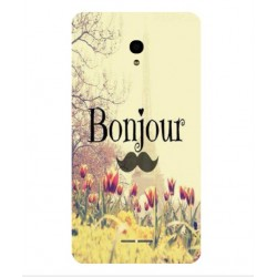 Coque Hello Paris Pour Alcatel Pop Star LTE