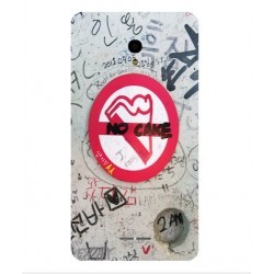 Funda Protectora 'No Cake' Para Alcatel Pop Star LTE