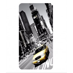 Funda New York Para Alcatel Pop Star LTE