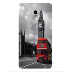 London Style Alcatel Pop Star LTE Schutzhülle