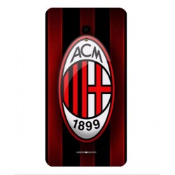 AC Milan Custodia Per Alcatel Pop Star LTE