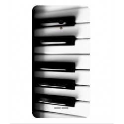 Coque Piano Pour Alcatel Pop Star LTE