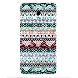 Funda Bordado Mexicano Para Alcatel Pop Star LTE