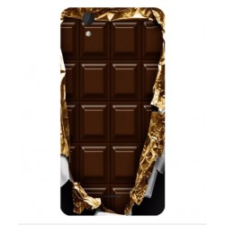 Coque I Love Chocolate Pour Wiko Birdy 4G